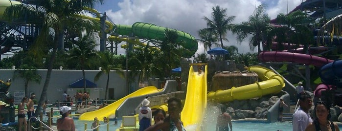 Rapids Water Park is one of South Florida Kids.