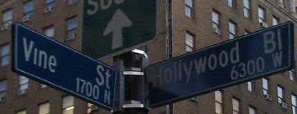 Hollywood Boulevard & Vine Street is one of CitySights LA Hollywood Loop.