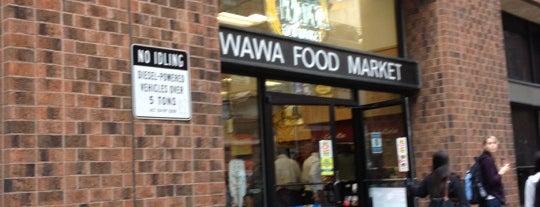 Wawa is one of Locais curtidos por Glen.