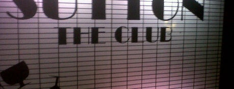 The Sutton Club is one of √ TOP EUROPEAN CLUBS & DISCOS.