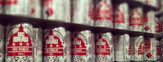 DC Brau Brewing Co is one of DC-Metro To Try.