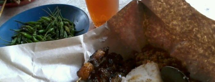 Sate Maranggi Ibu Yayah is one of Culinary Station.
