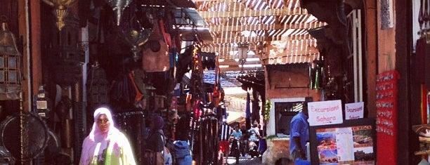 Souks Marocains is one of Marrakech.