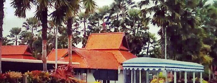 Horizon Village is one of Thai Flowers.
