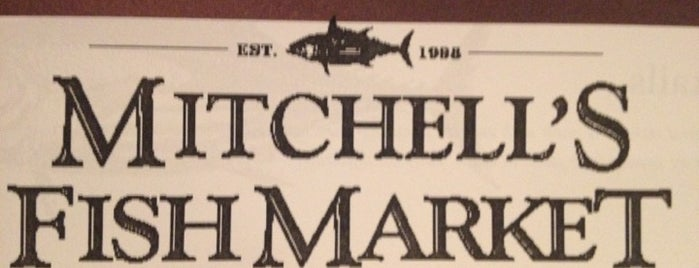 Mitchell's Fish Market is one of Orte, die Annette gefallen.