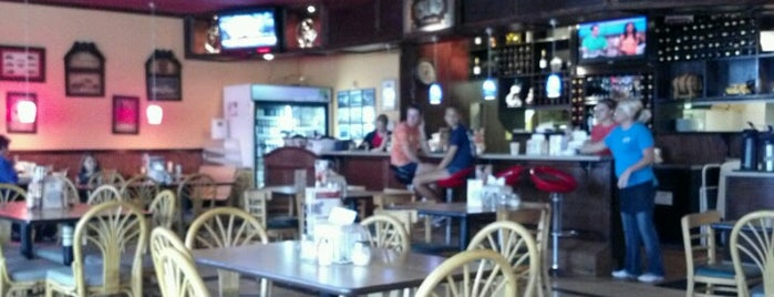 Ops Pizza Kitchen and Cafe is one of Best Places to Eat in King's Bay & St. Mary's, GA.