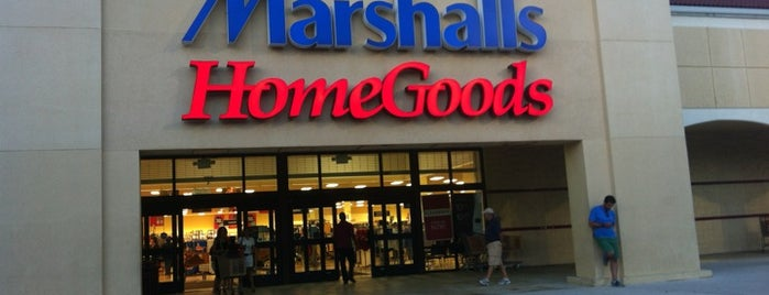 Marshalls is one of Lugares favoritos de Tati.