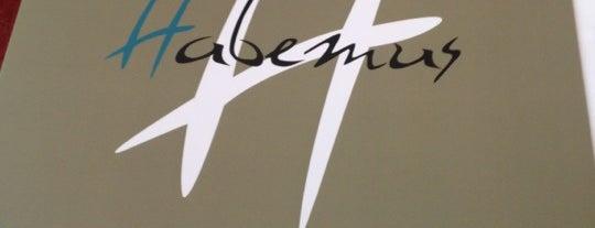 Habemus is one of Restau.