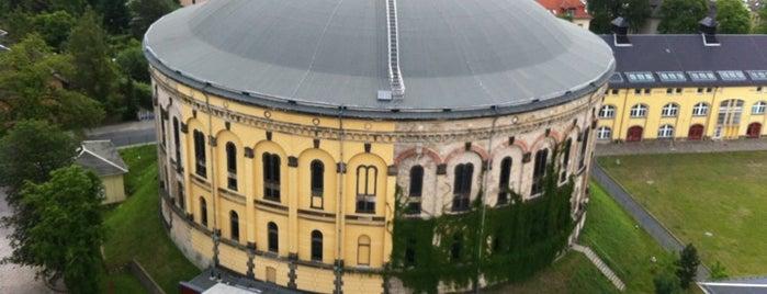 Panometer Dresden is one of dresden.