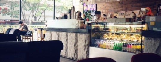 ZOO COFFEE is one of Posti che sono piaciuti a 상선.