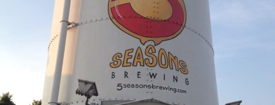 5 Seasons Brewing is one of Breweries or Bust.