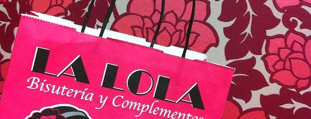 La Lola Torremolinos is one of Malaga Specials.
