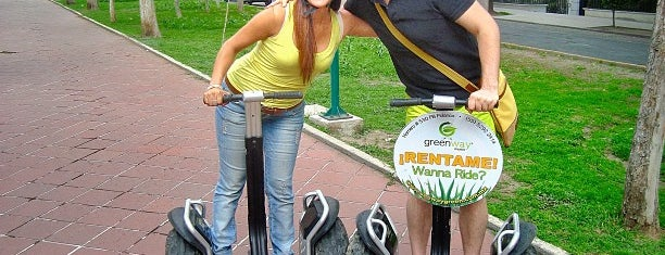 Segway Tours by Greenway is one of Actividades.