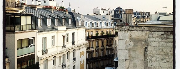 Hôtel Majestic is one of สถานที่ที่ Андрей ถูกใจ.