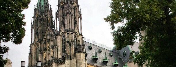 Katedrála sv. Václava is one of Olomouc.