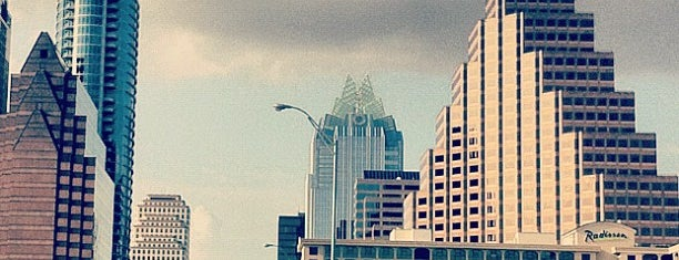 Downtown Austin is one of Austin.