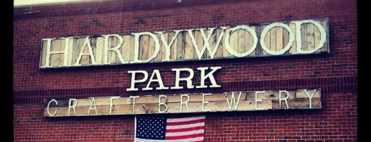 Hardywood Park Craft Brewery is one of Breweries.