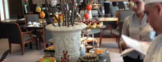Lobby Salon at The Sukhothai Hotel is one of Locais curtidos por KSI.