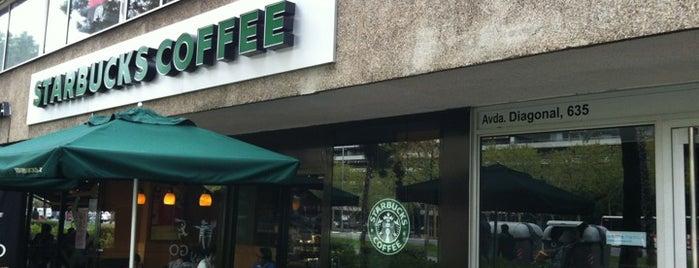 Starbucks is one of Orte, die alejandro gefallen.