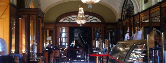 Café Gerbeaud is one of Budapest/Done.