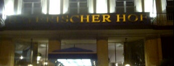 Hotel Bayerischer Hof is one of Munich Social.