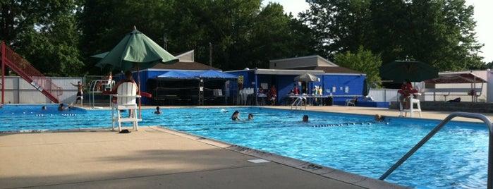 Bowtie Community Pool is one of Tempat yang Disimpan Dolores.