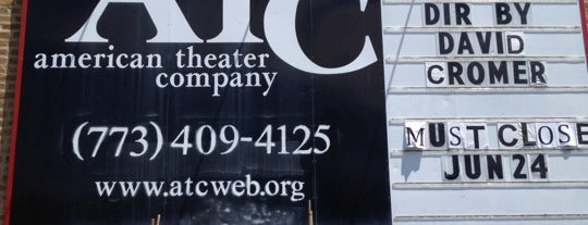 American Theater Company is one of Andy : понравившиеся места.