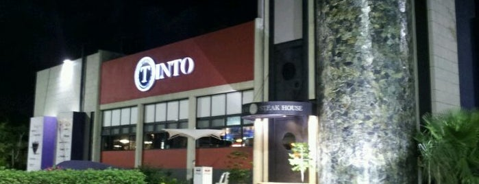 Tinto is one of Cancun Gourmet Premium Members.