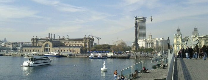 OneOcean Port Vell Barcelona is one of Barcelona.