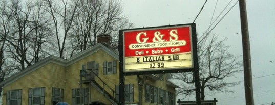 G & S Convenience Food Store is one of สถานที่ที่บันทึกไว้ของ Louis J..