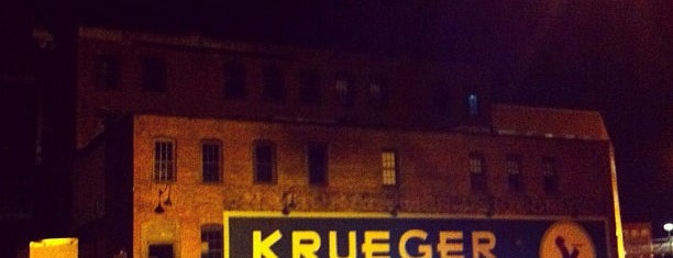 Krueger Flatbread is one of Eating time... #4sqCities.