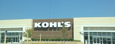 Kohl's is one of Mykaさんのお気に入りスポット.