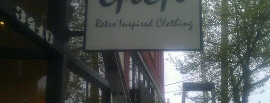GiGi Retro Inspired Clothing is one of Monica 님이 좋아한 장소.