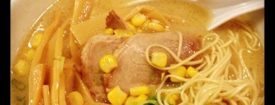 Shin-Sen-Gumi Hakata Ramen is one of Around the World - Noms.