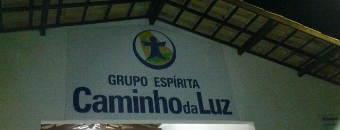 GECL - Grupo Espirita Caminho da Luz is one of Tempat yang Disukai Bosco Nunes.
