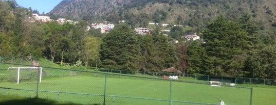Club Campestre Monte Sur is one of สถานที่ที่ Corasoun ถูกใจ.