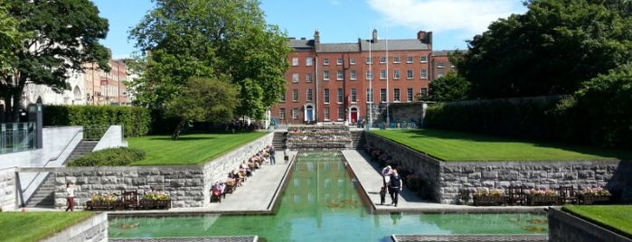 Garden of Remembrance is one of Mark's list of Ireland.