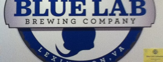 Blue Lab Brewing Company is one of Breweries.