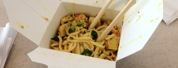 Take a Wok is one of Restaurant favoritos.