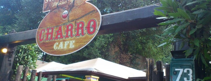 Charro Cafe is one of Roma.