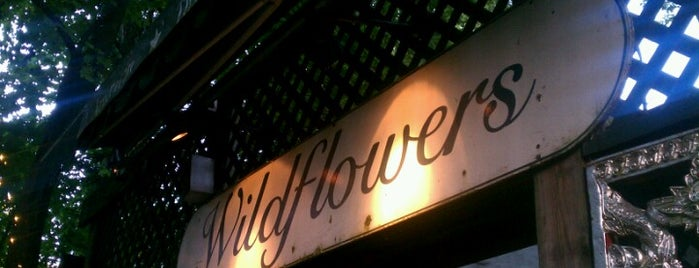 Wildflower Garden Café is one of Favorites.