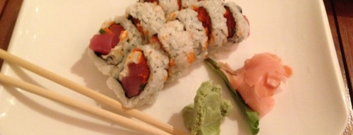 Sozo Sushi Bar is one of Dining Out in Wilton Manors.