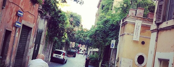 Via Margutta is one of Gabriele d'Annunzio -  #ilVate4sq.