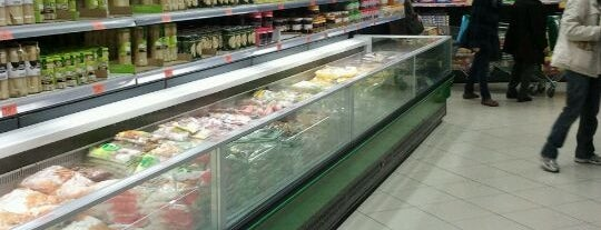 Mercadona is one of สถานที่ที่ Diego ถูกใจ.