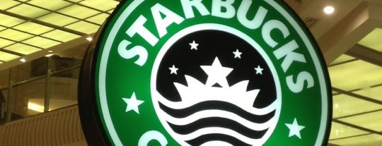 Starbucks is one of Birgül 님이 저장한 장소.