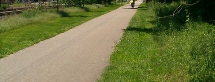 Schuylkill River Trail - Conshohocken is one of Locais curtidos por Jason.