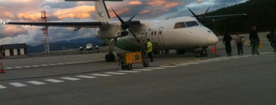 Sogndal Lufthamn, Haukåsen (SOG) is one of Airports I've been to.