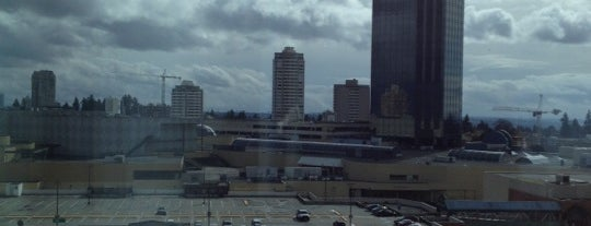 Hilton Vancouver Metrotown is one of Out & About in Vancouver B.C..