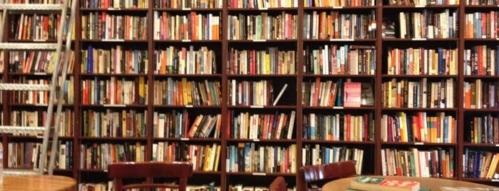 Housing Works Bookstore Cafe is one of Places to Check Out in the City.