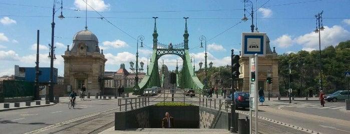 Zollhaus-Platz (Salzplatz) is one of Must See in Budapest !.
